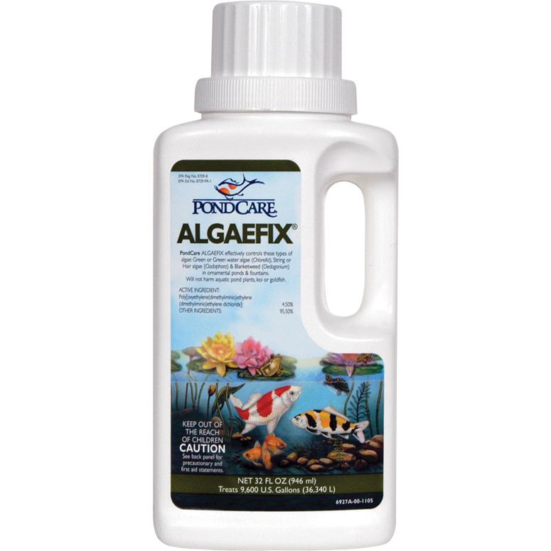 Algae fix liquid algae control algae control for Ornamental pond supplies