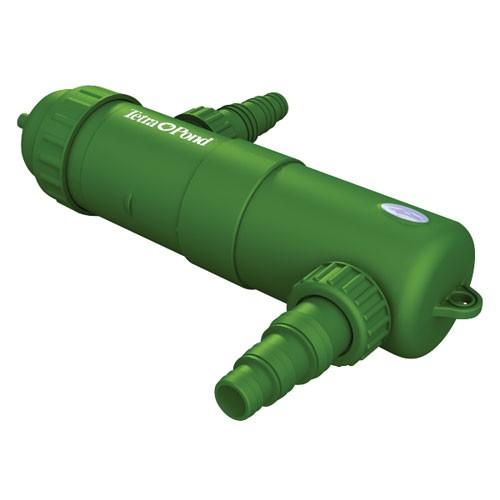 Tetra uvc 9 9 watt ultraviolet clarifier new model for Pond uv light